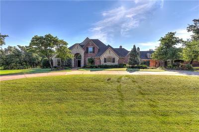 Canadian County, Oklahoma County Single Family Home For Sale: 5900 Georgetowne Road
