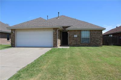 Moore Single Family Home For Sale: 1404 Sunrise Drive