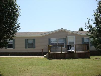 Tuttle Single Family Home For Sale: 1817 County Road 1251 Road