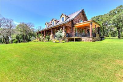Edmond Single Family Home For Sale: 470 E Charter Oak