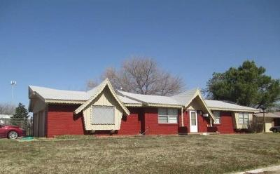 Oklahoma City Single Family Home For Sale: 6213 S Shartel Avenue