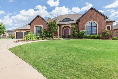 Edmond Single Family Home For Sale: 16705 Little Leaf Lane