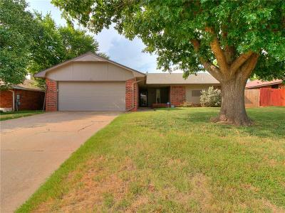 Edmond Single Family Home For Sale: 1503 W Gemini Road