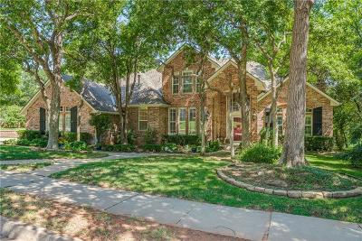 Edmond Single Family Home For Sale: 709 Hollowdale