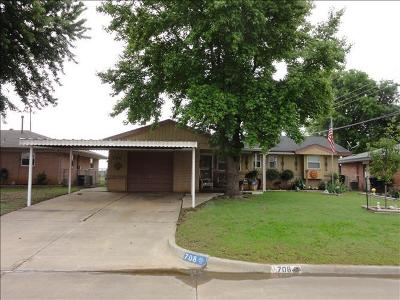 Moore Single Family Home For Sale: 708 Plaza Drive