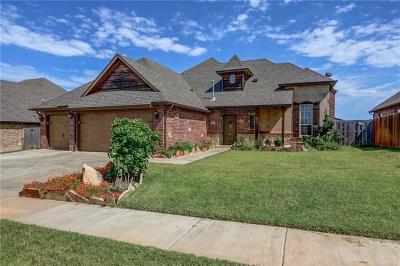 Oklahoma City Single Family Home For Sale: 9021 SW 38th Terrace