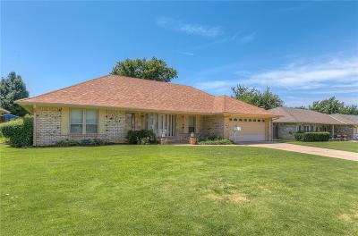 Oklahoma City Single Family Home For Sale: 5812 NW 90th Street