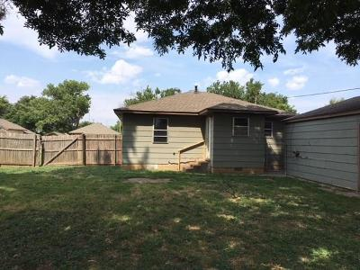 Canadian County, Oklahoma County Single Family Home For Sale: 111 S L Avenue