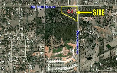 Midwest City Residential Lots & Land For Sale: 0000 NE 10th