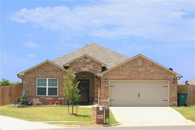 Moore Single Family Home For Sale: 3500 SE 96th Street
