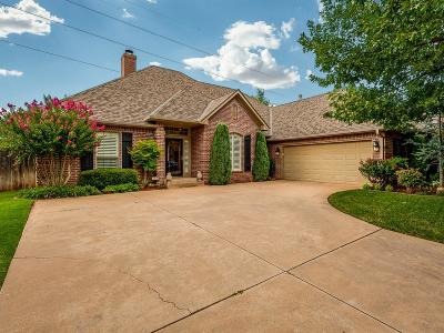 Oklahoma City Single Family Home For Sale: 3349 Willow Brook Road