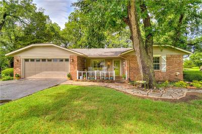 Shawnee Single Family Home For Sale: 6 Pecan Ridge