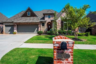 Edmond Single Family Home For Sale: 325 NW 154th Street