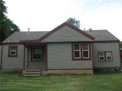 Choctaw OK Single Family Home For Sale: $138,000