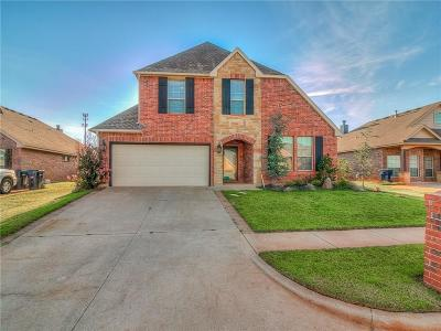 Edmond Single Family Home For Sale: 17712 Fruited Plain