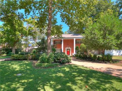 Norman Single Family Home For Sale: 120 Merkle Drive