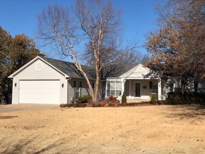 Oklahoma City Single Family Home For Sale: 2817 Somerset Place