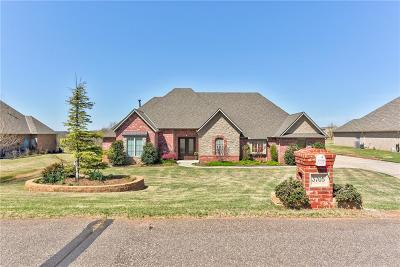 Moore Single Family Home For Sale: 3705 Churchill Road