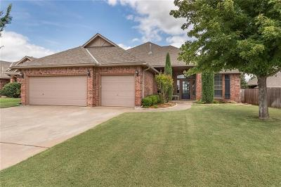 Edmond Single Family Home For Sale: 1877 Long Trail