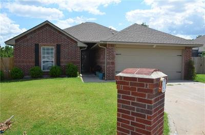McClain County Single Family Home For Sale: 392 9th Place