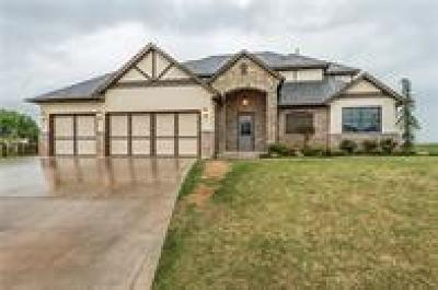 Edmond Single Family Home For Sale: 15705 Cambria Court