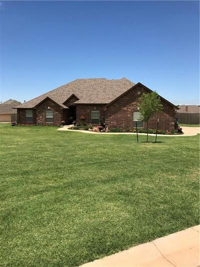 Guthrie Single Family Home For Sale: 1594 Saddlecloth