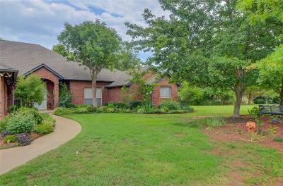 Blanchard Single Family Home For Sale: 3216 Hunters Ridge Lane