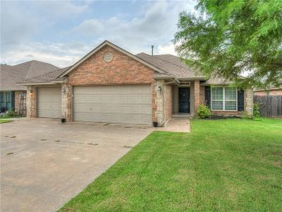 Choctaw Single Family Home For Sale: 14385 Glenview Drive