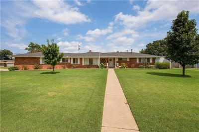 Oklahoma City Single Family Home For Sale: 7100 S Douglas