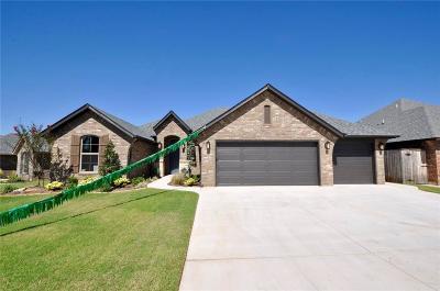 Oklahoma City Single Family Home For Sale: 25 SW 168th Street