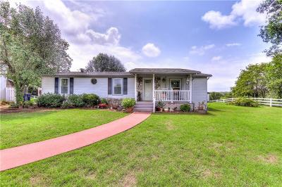Choctaw Single Family Home For Sale: 13350 SE 35th Street
