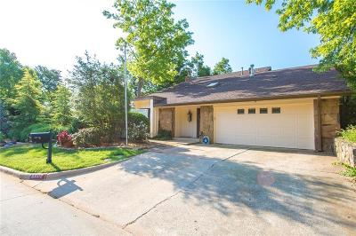 Single Family Home For Sale: 6312 Chatham
