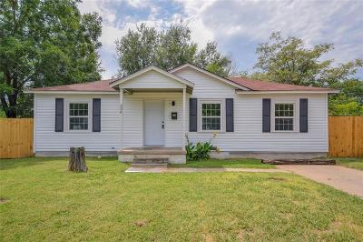 Norman Single Family Home For Sale: 626 Tollie Drive