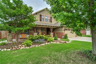 Edmond Single Family Home For Sale: 716 Blue Oak Way
