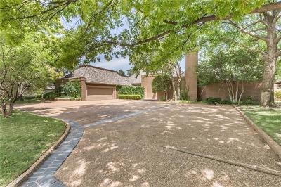 Oklahoma City Single Family Home For Sale: 4605 Tamarisk