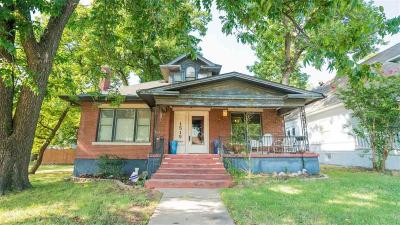 Oklahoma City Single Family Home For Sale: 1519 NW 16th Street