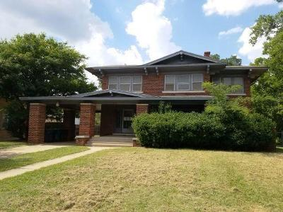 Canadian County, Oklahoma County Single Family Home For Sale: 615 NE 14th Street
