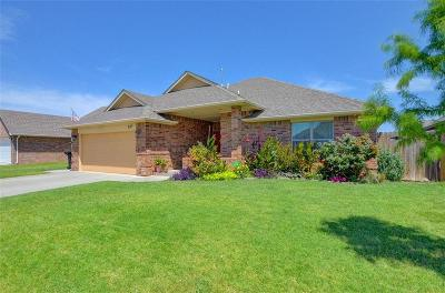 Moore Single Family Home For Sale: 637 7th