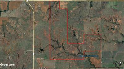 Foss Farm & Ranch For Sale: Highway 73