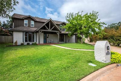Oklahoma City Single Family Home For Sale: 3012 Red Rock Circle