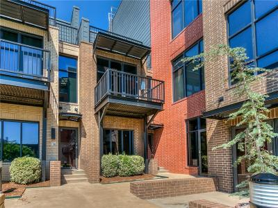 Oklahoma City Condo/Townhouse For Sale: 239 NE 4th Street #5