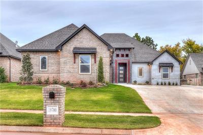 Edmond Single Family Home For Sale: 19700 Millstone Crossing