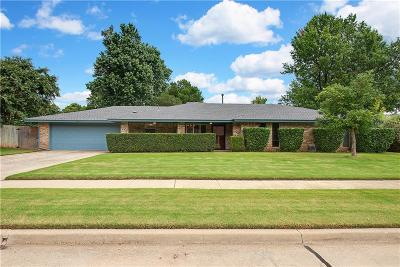 Norman Single Family Home For Sale: 3939 Waverly Drive