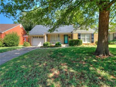 Oklahoma City Single Family Home For Sale: 601 NW 36th Terrace