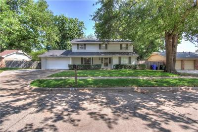 Norman Single Family Home For Sale: 1211 Cherry Laurel