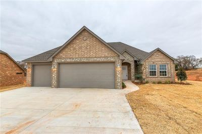Blanchard OK Single Family Home For Sale: $255,000