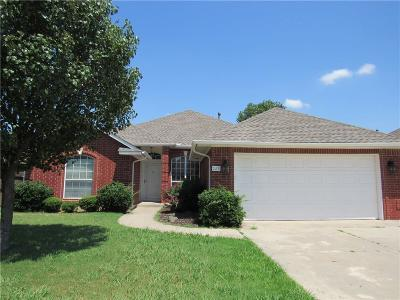 Oklahoma City Single Family Home For Sale: 529 155th Court