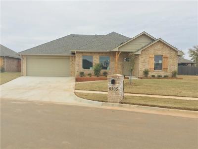 Oklahoma City Single Family Home For Sale: 8505 SW 43rd Street