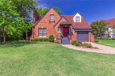 Oklahoma City Single Family Home For Sale: 400 NW 35th Street