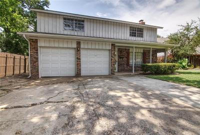 Norman Single Family Home For Sale: 508 Jean Marie Drive